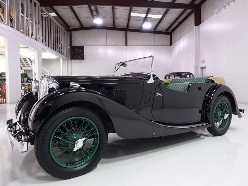 1937 MG VA