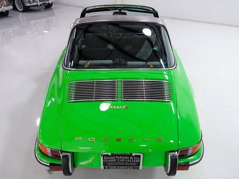 1969 Porsche 911 Targa In Saint Louis Mo Daniel Schmitt Co