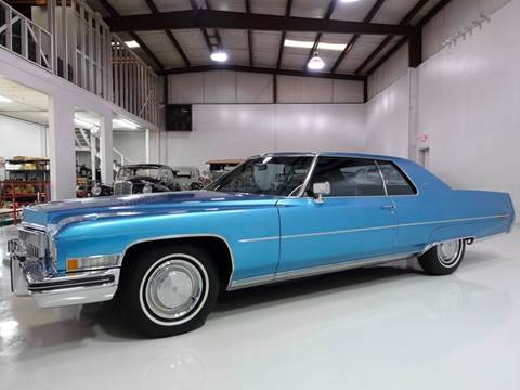 1973 Cadillac DeVille For Sale in Kenner, LA - Carsforsale.com