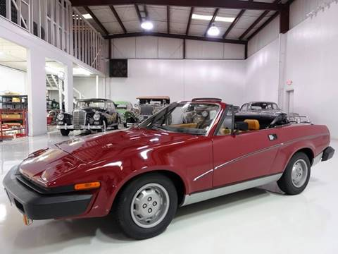 1980 Triumph TR7 for sale in Saint Louis, MO