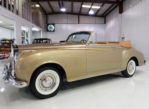 1959 Rolls-Royce Silver Cloud 1 for sale in Saint Louis, MO