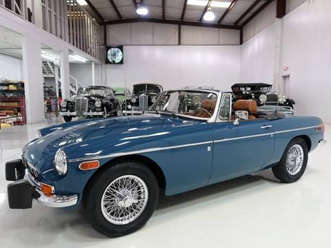 1974 MG MGB for sale in Saint Louis, MO