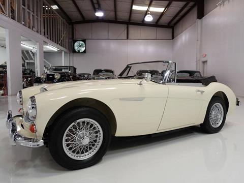 1967 Austin-Healey 3000 Mark III for sale in Saint Louis, MO