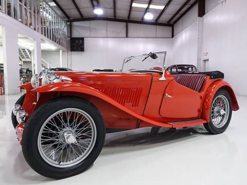 1948 MG TC for sale in Saint Louis, MO