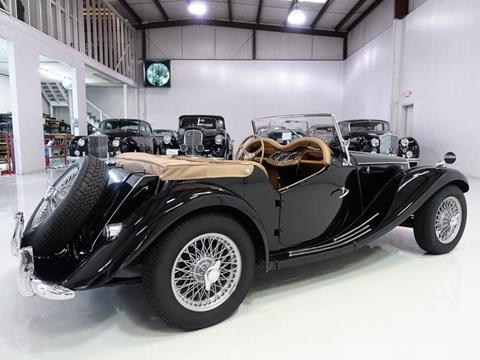 1954 MG TF for sale in Saint Louis, MO