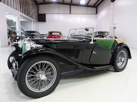 1949 MG TC for sale in Saint Louis, MO