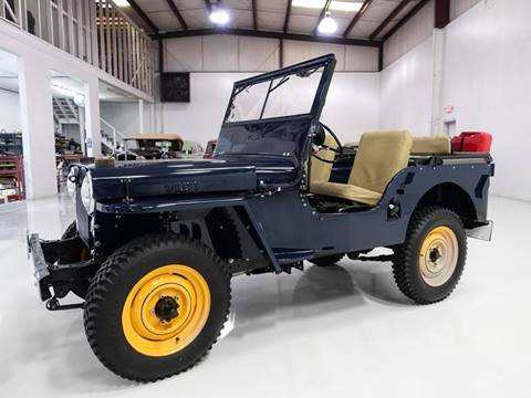 1946 Willys Jeep For Sale In Saint Louis, MO