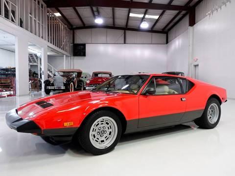 1983 De Tomaso Pantera for sale in Saint Louis, MO