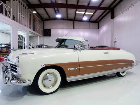 1950 Hudson Custom Commodore Six Brougham for sale in Saint Louis, MO