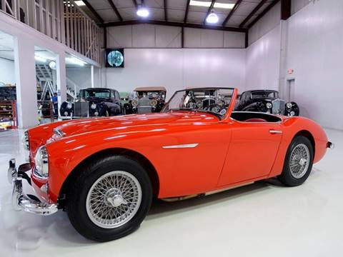 1959 Austin-Healey 100-six for sale in Saint Louis, MO