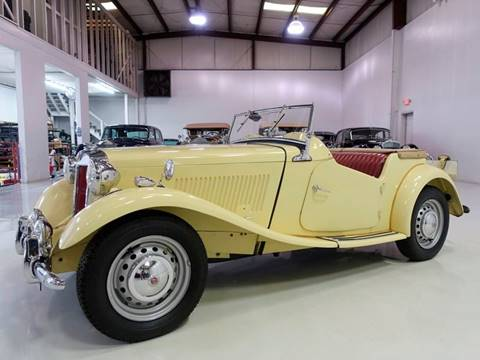 1951 MG TD for sale in Saint Louis, MO