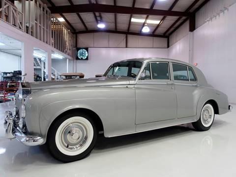 1964 Rolls-Royce Silver Cloud 3 for sale in Saint Louis, MO