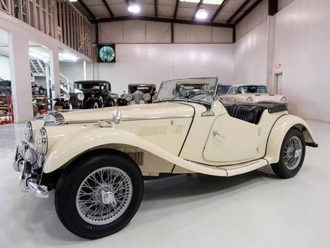 1955 MG TF for sale in Saint Louis, MO
