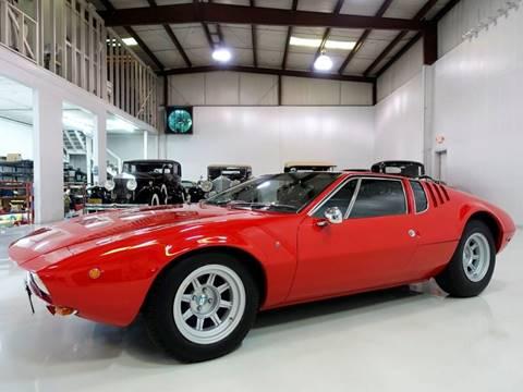 1970 De Tomaso Mangusta for sale in Saint Louis, MO