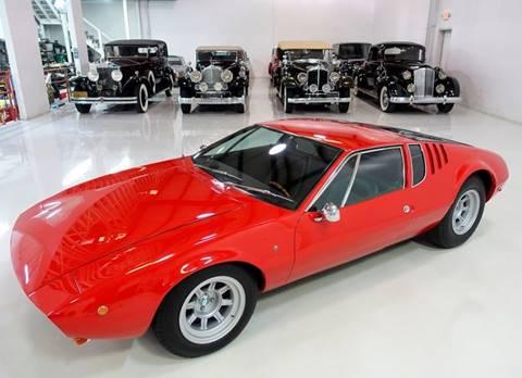1970 De Tomaso Mangusta