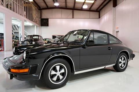 1976 Porsche 911 for sale at Daniel Schmitt and Company in Saint Louis MO