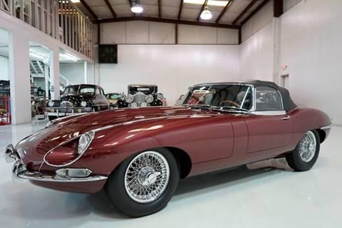 1967 Jaguar E-Type for sale at Daniel Schmitt and Company in Saint Louis MO
