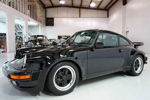 1986 Porsche 911 Carrera Turbo for sale at Daniel Schmitt and Company in Saint Louis MO