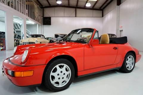 1991 Porsche 911 Carrera 4 for sale at Daniel Schmitt and Company in Saint Louis MO