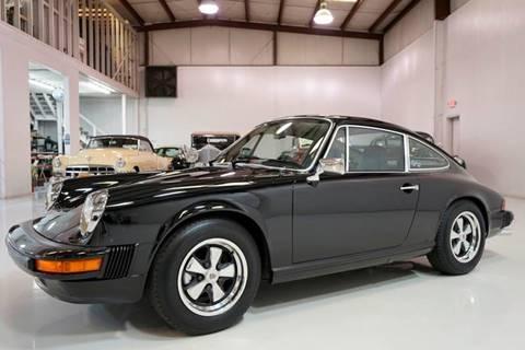 1975 Porsche 911 for sale at Daniel Schmitt and Company in Saint Louis MO