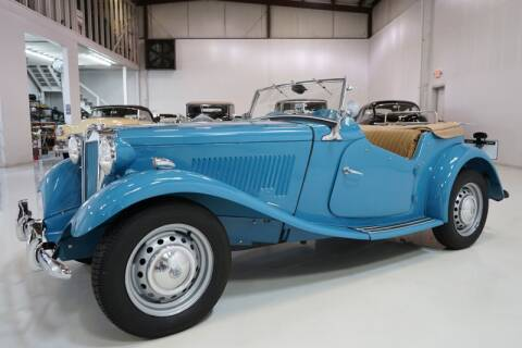 1953 MG TD for sale at Daniel Schmitt and Company in Saint Louis MO