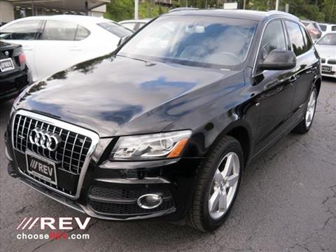 2011 Audi Q5 for sale in Portland, OR