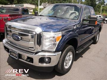 2012 Ford F-250 Super Duty for sale in Portland, OR