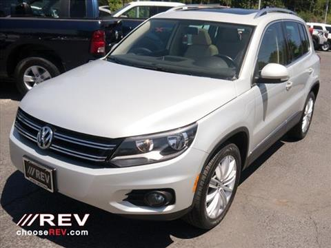 2014 Volkswagen Tiguan for sale in Portland, OR