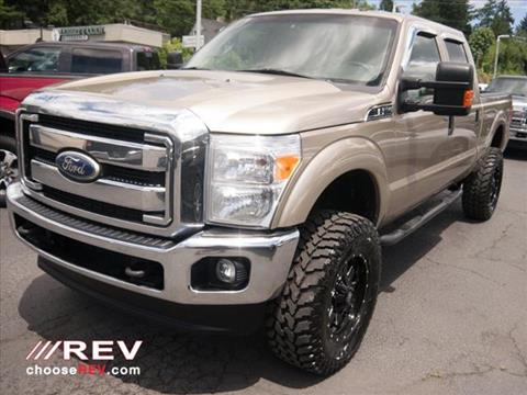 2011 Ford F-250 Super Duty for sale in Portland, OR