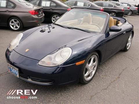 1999 Porsche 911 for sale in Portland, OR