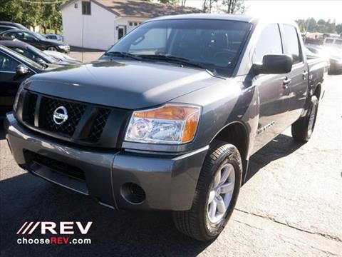 2014 Nissan Titan for sale in Portland, OR