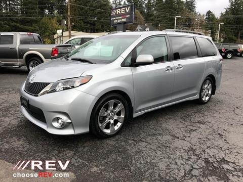 Toyota sienna for sale in portland or for Rev motors portland or