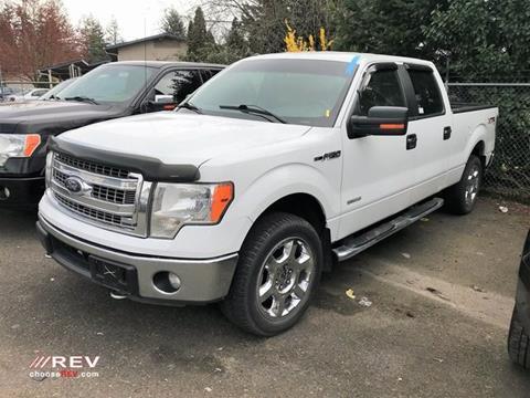 Best used trucks for sale in portland or for Rev motors portland or