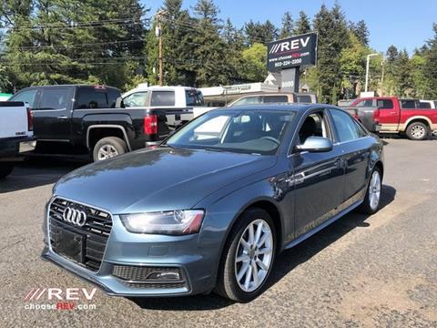 Audi a4 for sale in oregon for Rev motors portland or
