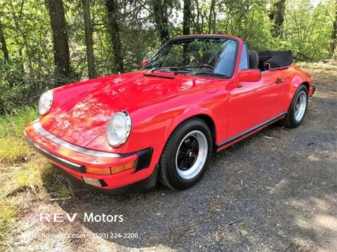 1984 Porsche 911 for sale in Portland, OR