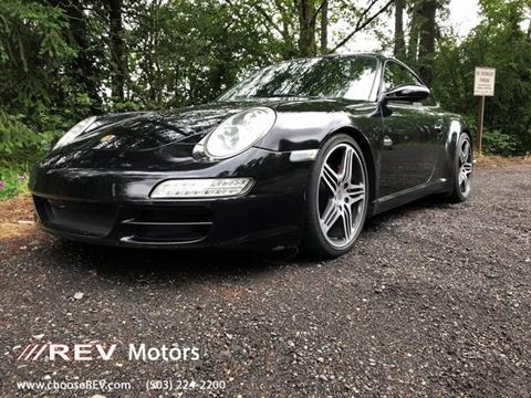 2007 Porsche 911 for sale in Portland, OR
