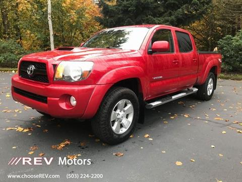 2011 Toyota Tacoma for sale in Portland, OR
