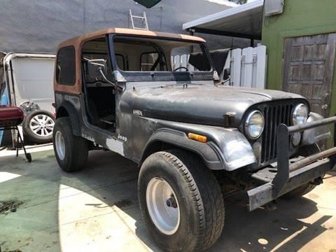 1986 Jeep CJ-7 for sale in Miami, FL