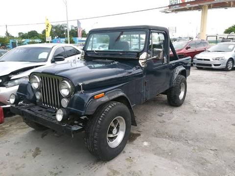 1983 Jeep Scrambler for sale in Miami, FL