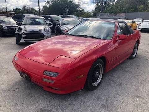 1989 Mazda RX-7 for sale in Miami, FL