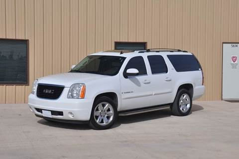 2008 GMC Yukon XL for sale at V12 Auto Group in Lubbock TX