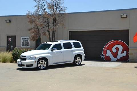 2006 Chevrolet HHR for sale at V12 Auto Group in Lubbock TX