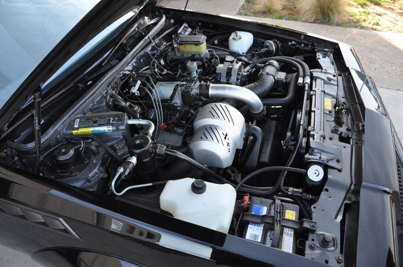 1987 Buick Grand National Gnx #274 In Lubbock TX - V12 Auto