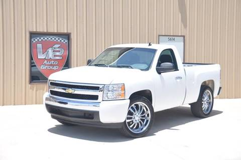 2007 Chevrolet Silverado 1500 for sale at V12 Auto Group in Lubbock TX