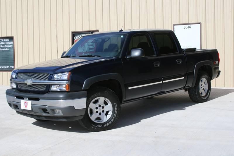2005 Chevrolet Silverado 1500 >> 2005 Chevrolet Silverado 1500 4dr Crew Cab Z71 4wd Sb In
