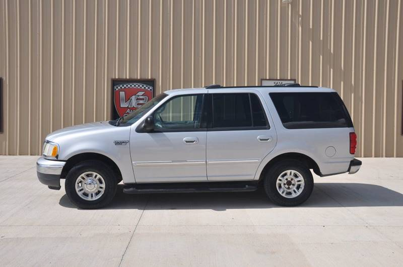2001 Ford Expedition XLT 2WD 4dr SUV In Lubbock TX - V12