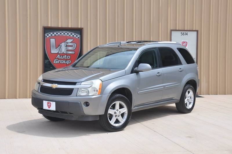2006 Chevrolet Equinox for sale at V12 Auto Group in Lubbock TX
