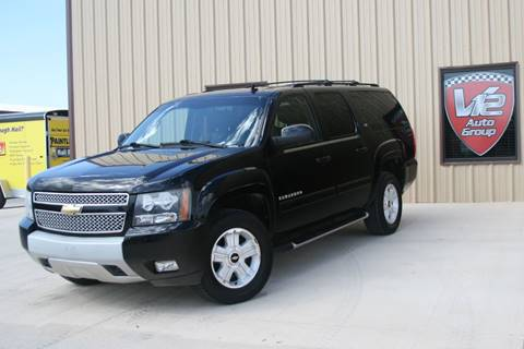 2011 Chevrolet Suburban for sale at V12 Auto Group in Lubbock TX