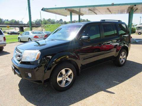2010 Honda Pilot for sale at JACKSON LEASE SALES & RENTALS in Jackson MS