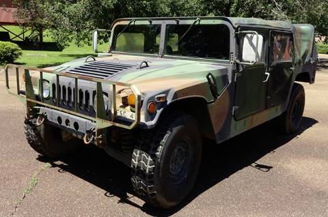1992 AM General Hummer for sale in Jackson, MS